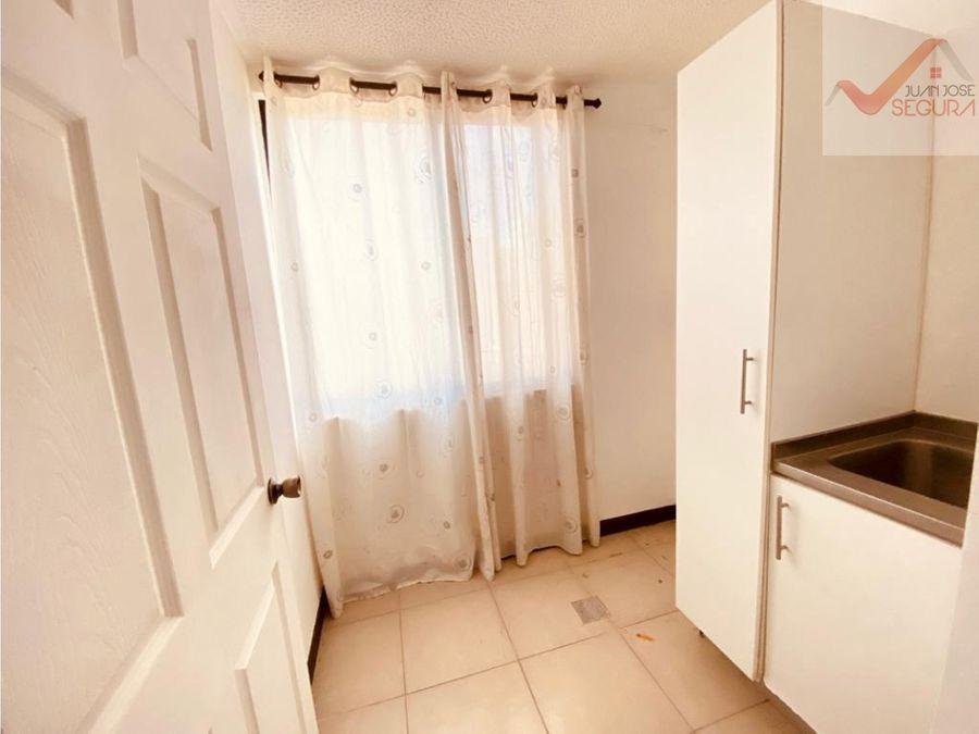 apartamento en condominio paso real concasa