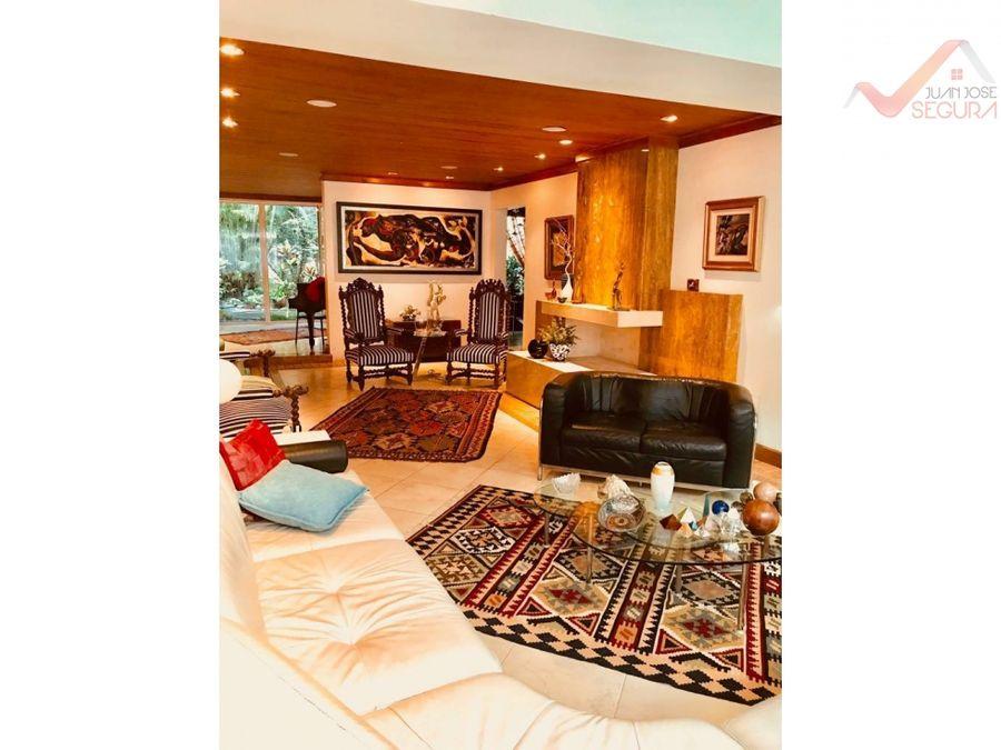 se vende casa de lujo en escazu excelente ubicacion