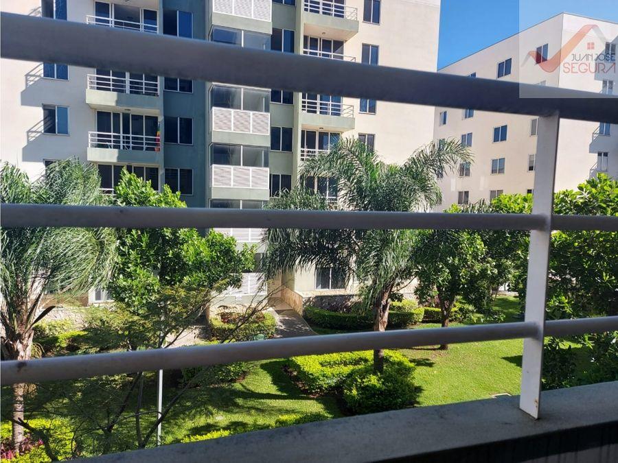 apartamento en condominio villas del campo concasa