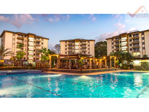 se vende apartamento condominio costa linda playa jaco