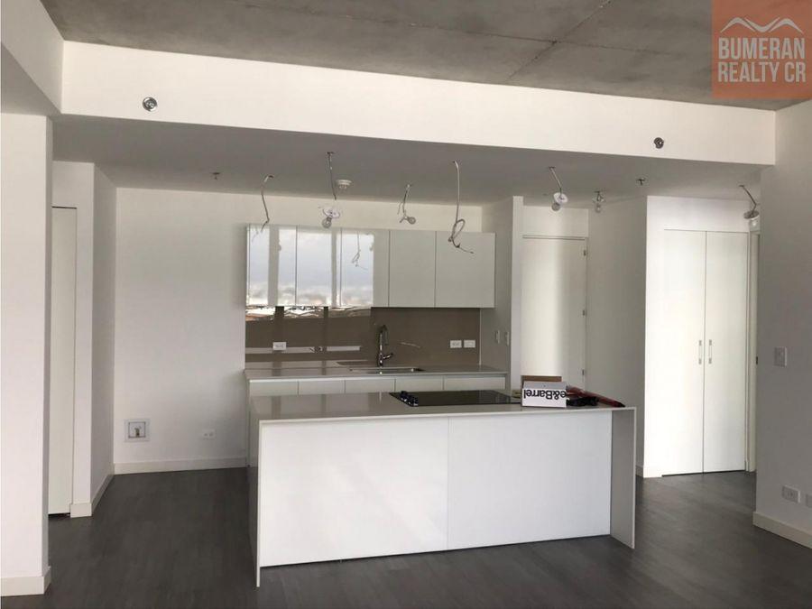 apartamento en escazu village modelo flat