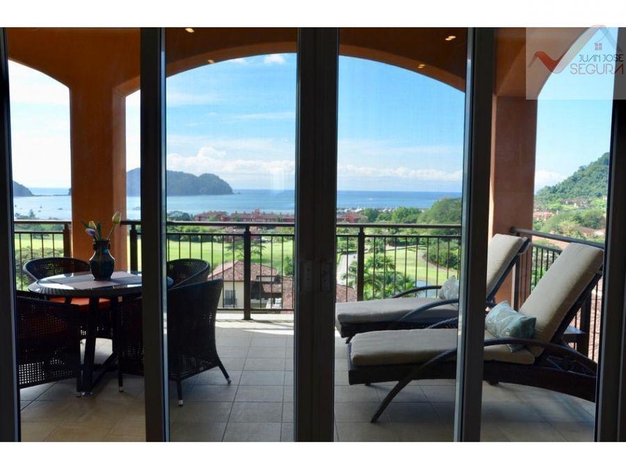condominio de lujo con vista al mar en los suenos