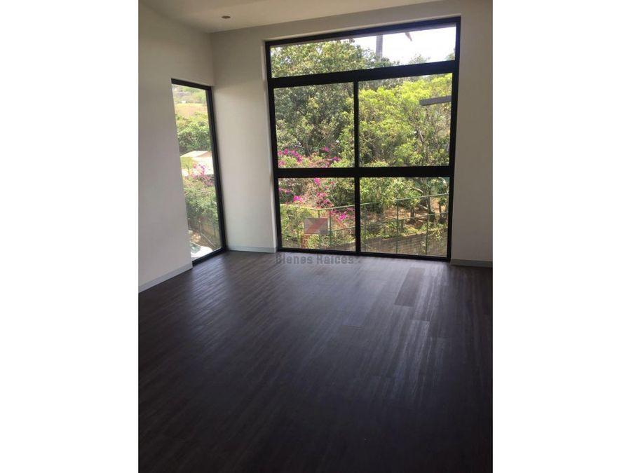 bonito apartamento en alquiler 3 habitaciones en santa ana san jose