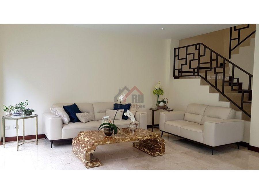 nueva hermosas casas modernas santa ana rio oro
