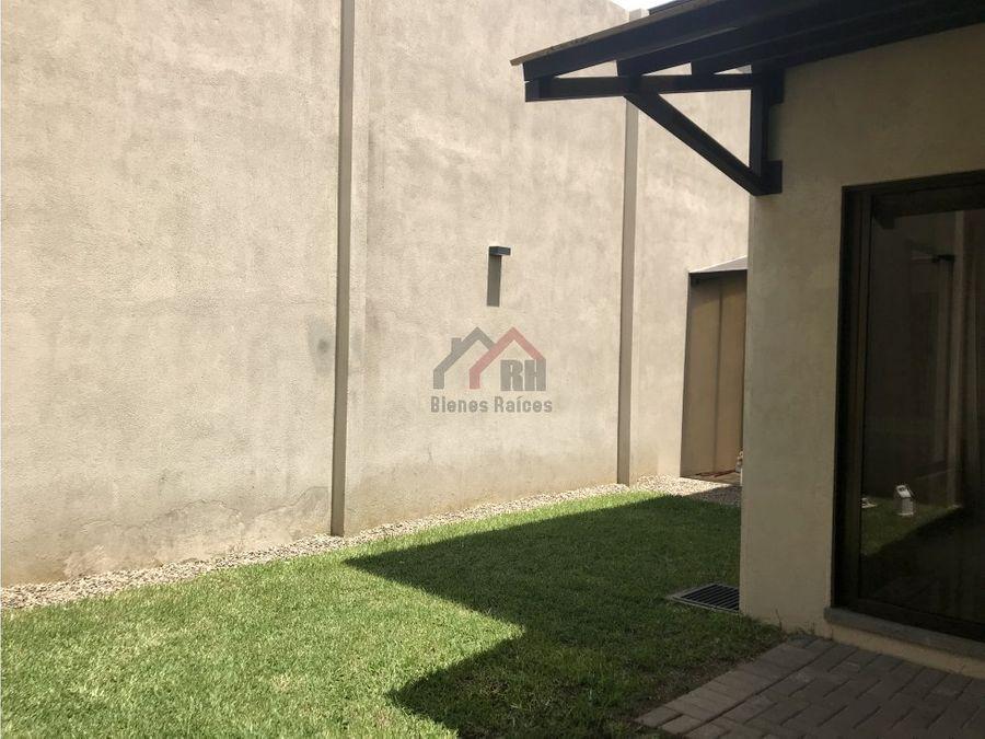apartamento en alquiler en santa ana pozos