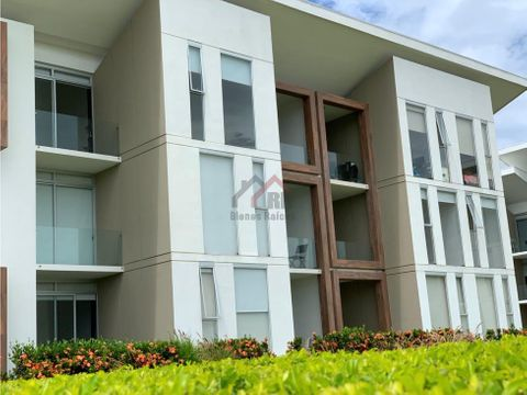 lindo apartamento venta o alquiler en santa ana pozos