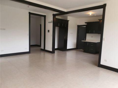 apartamento moderno y amplio de 2 habitaciones en santa ana