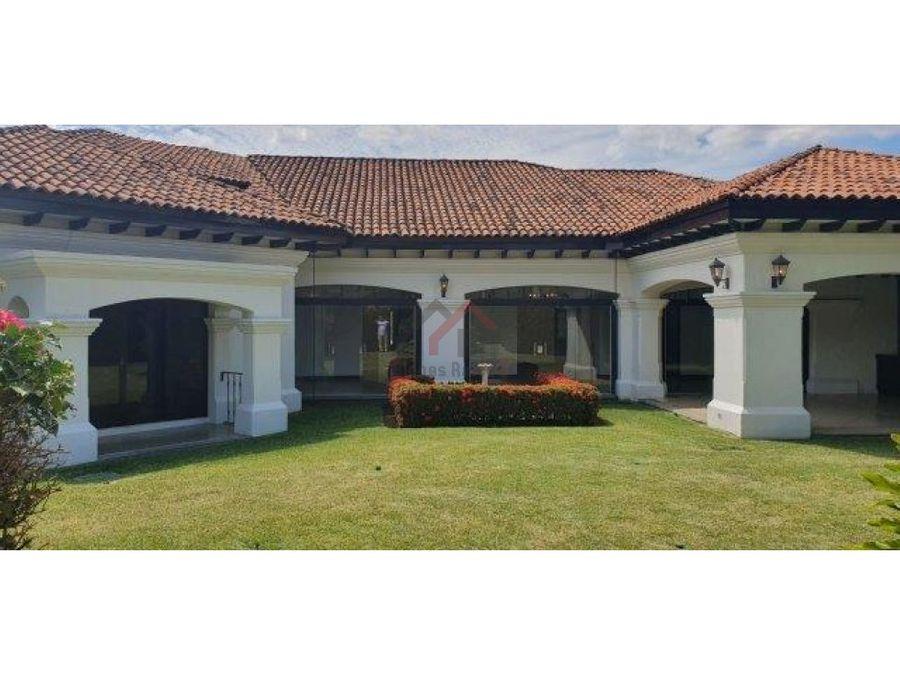 bella casa en venta o alquiler lindora santa ana san jose
