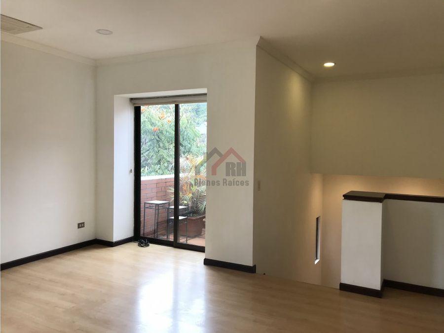alquiler o venta bello apartamento en escazu