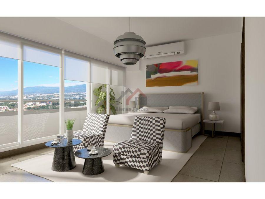 espectacular apartamento en rohrmoser precio reducido