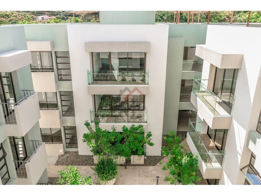 moderno apartamento boutique en santa ana rio oro