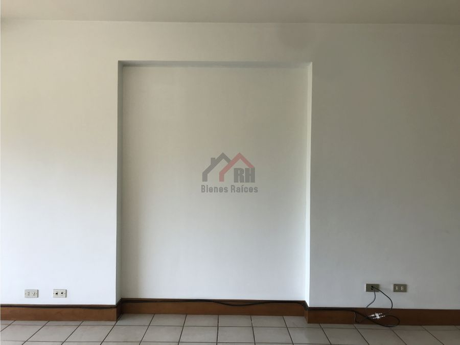 apartamento en alquiler en los yoses san jose costa rica