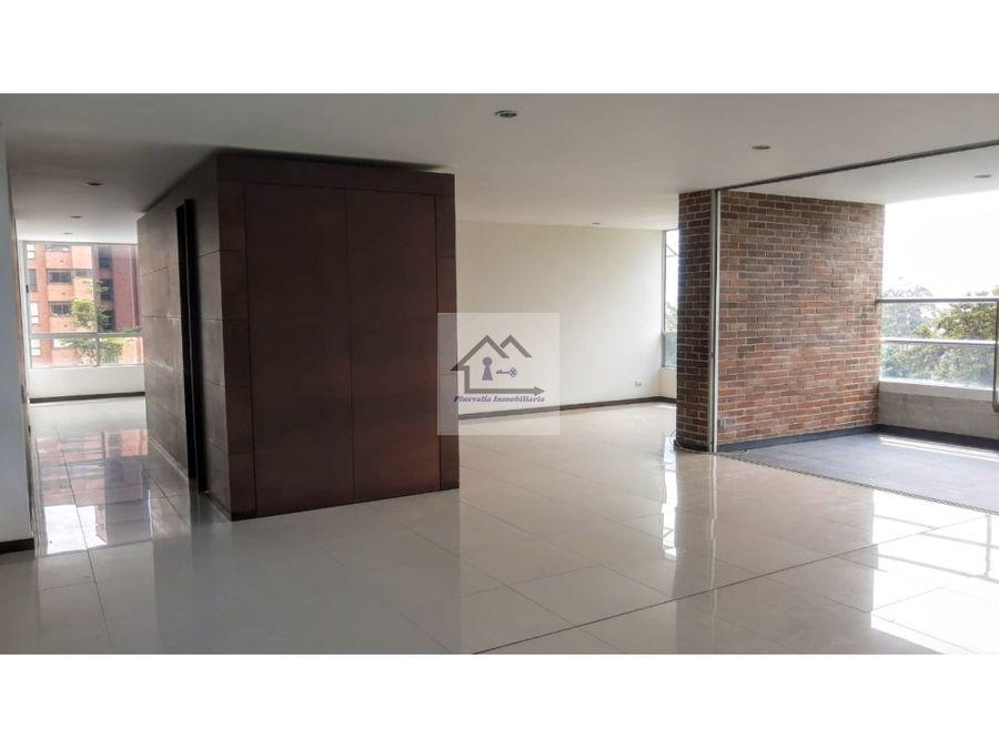 venta de apartamento en medellin el poblado