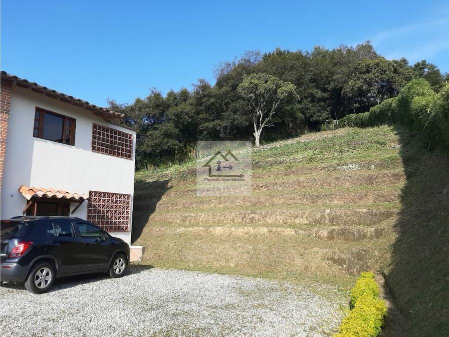 venta casa campestre en rionegro antioquia