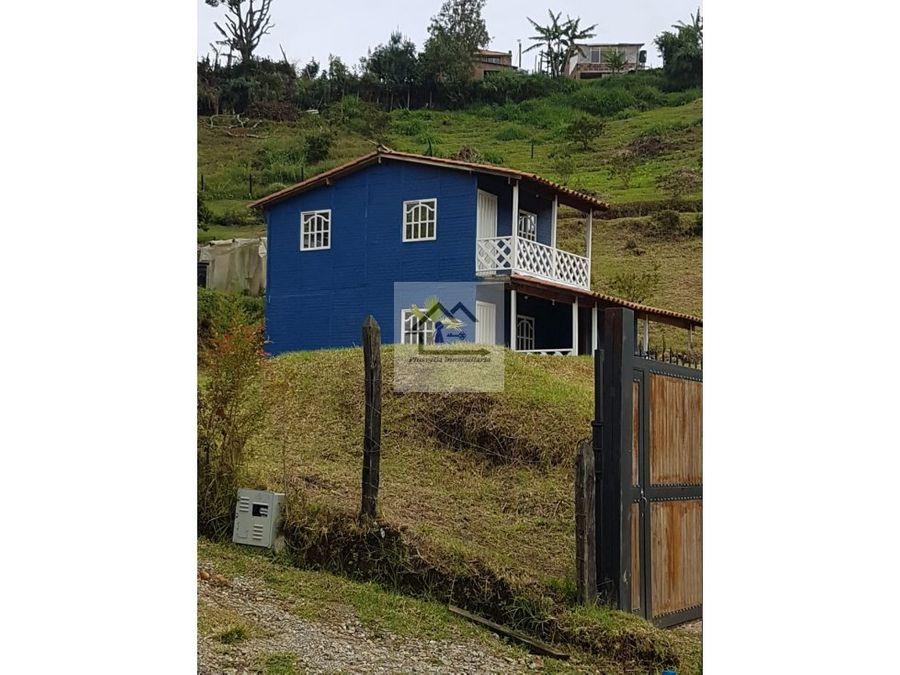 venta de casa prefabricada en marinilla antioquia