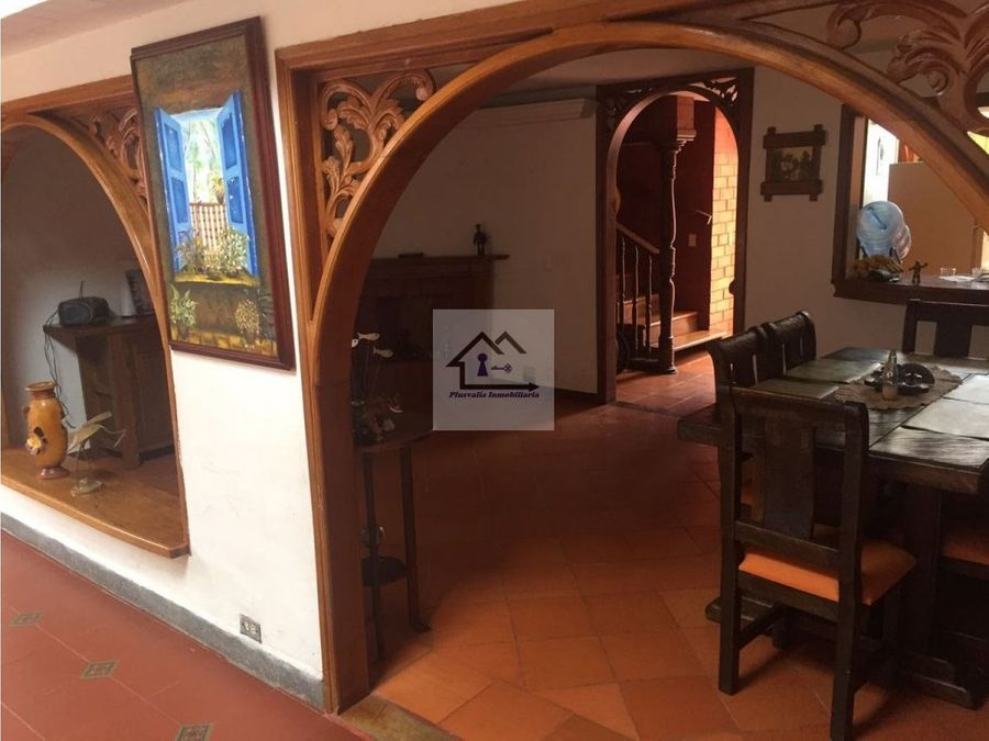 venta de casa en rionegro antioquia
