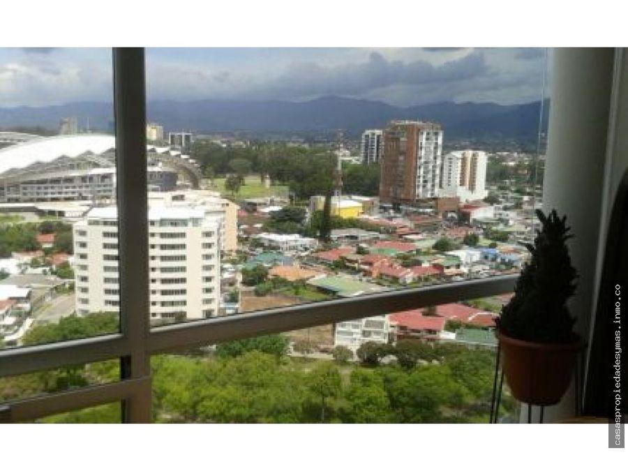alquiler de penthouse completamente amueblado en vistas de nunciatura