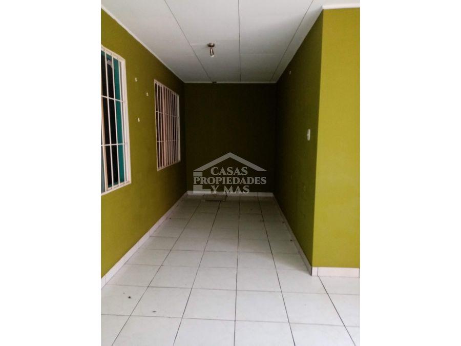 venta casa independiente en trinidad de moravia
