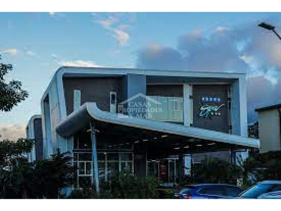 local comercial r1 para restaurante momentum escazu 14247 m2