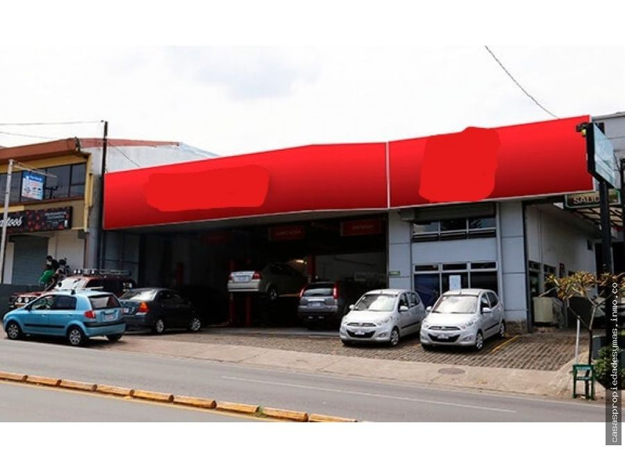 local comercial con inquilino en desamparados