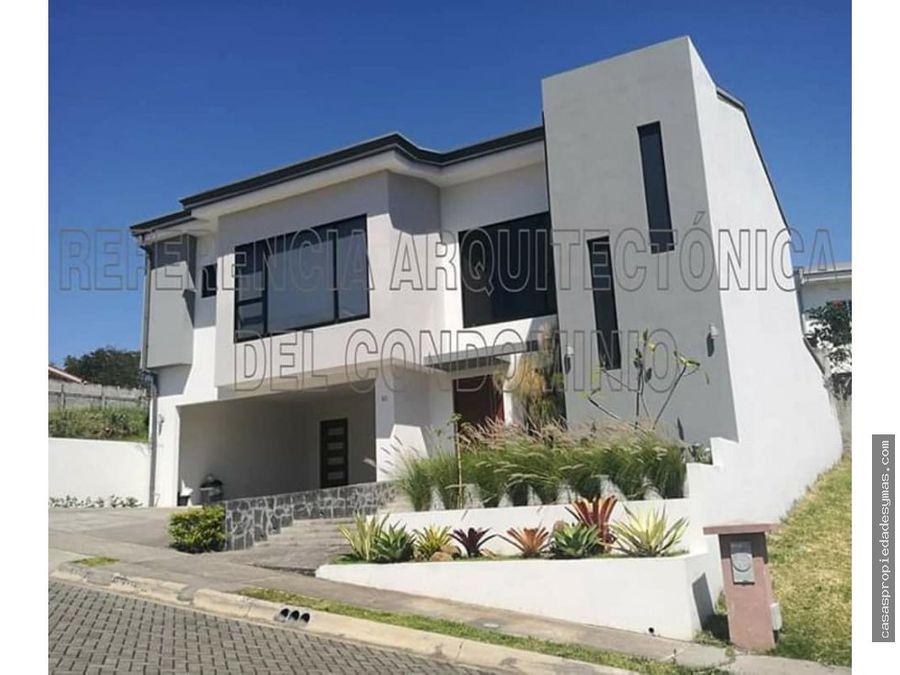 venta de terreno en moderno condominio en rio segundo de alajuela