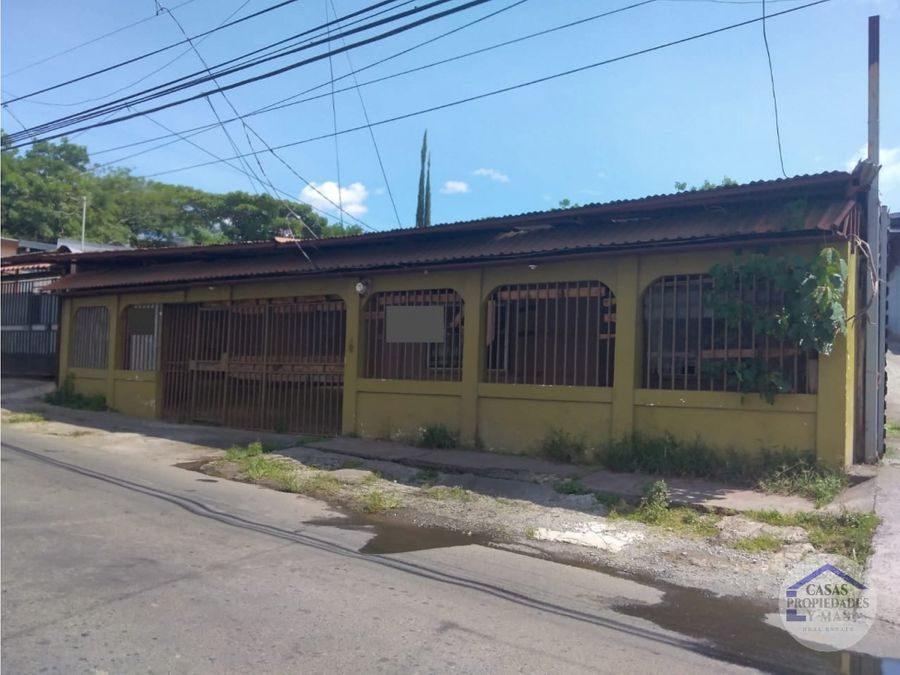 se vende casa en desamparados san rafael remate bancario