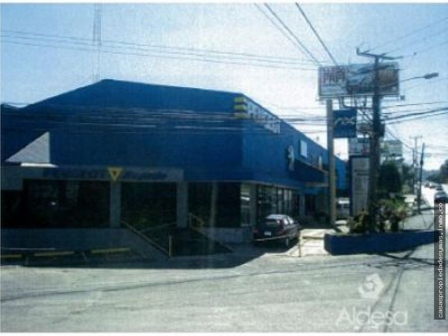 se alquila local comercial en edificio coris curridabat