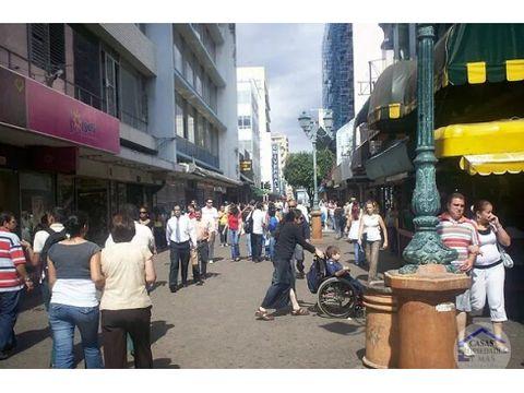 se alquila local comercial en edifcio en san jose centro