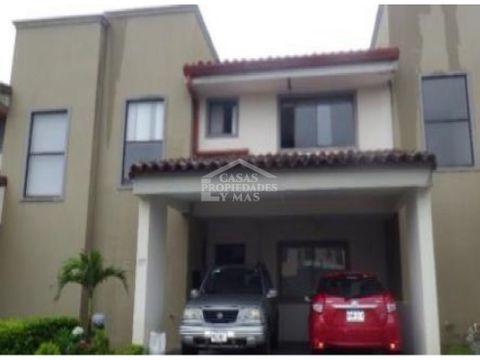 remate bancario se vende casa en santo domingo de heredia1563m2