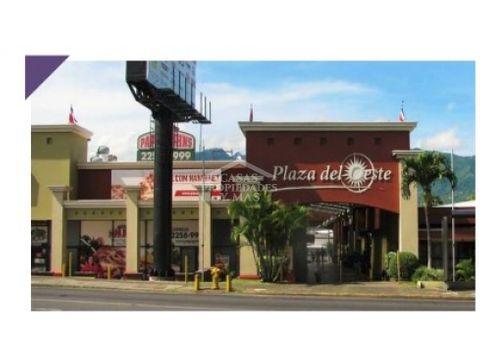 alquiler local plaza del oeste pavas