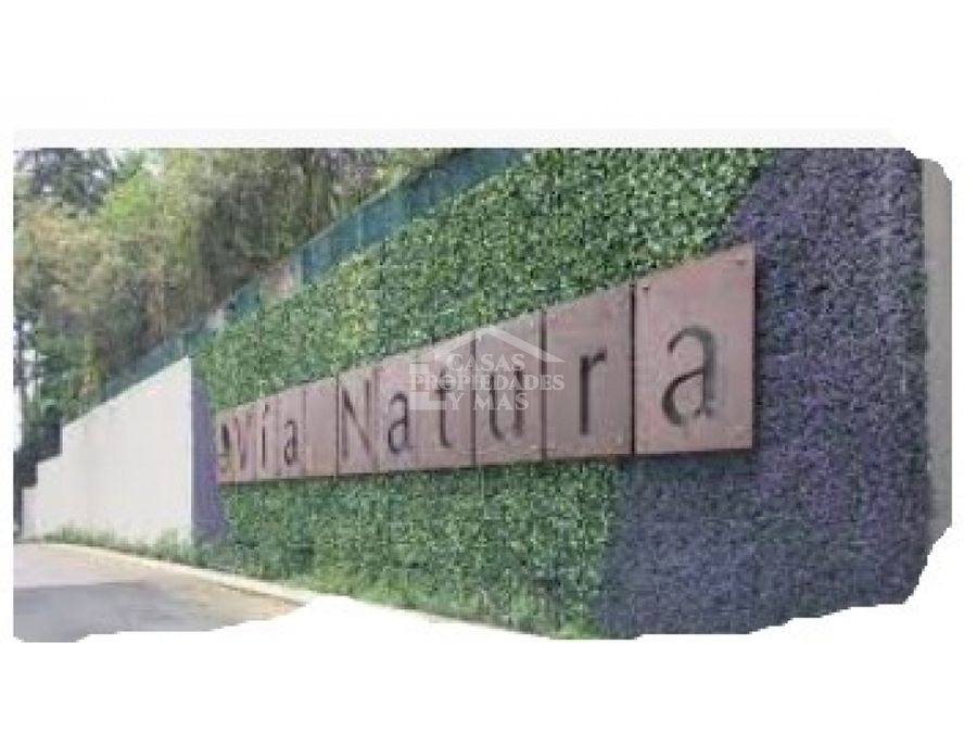 venta apartamento en condominio vistas via natu