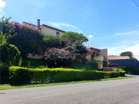 casa en belen heredia residencial de alta plusvalia