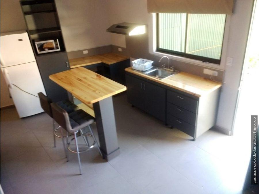 se alquila lindo apartamento en guachipelin escazu