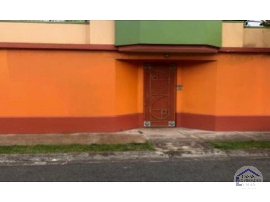 se vende casa en residencial el molino cartago remate bancario