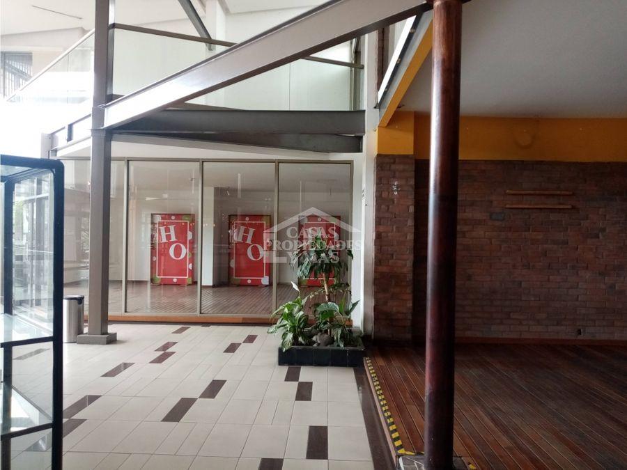 alquiler de kioscos centro comercial antares sabanilla