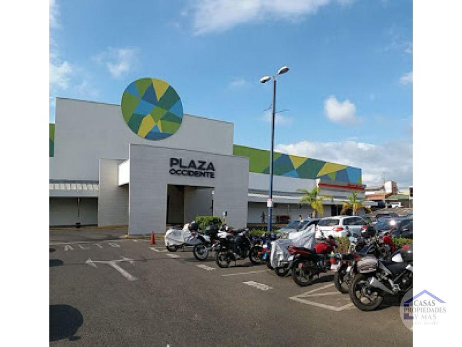 alquiler de local ubicado en centro comercial de san ramon