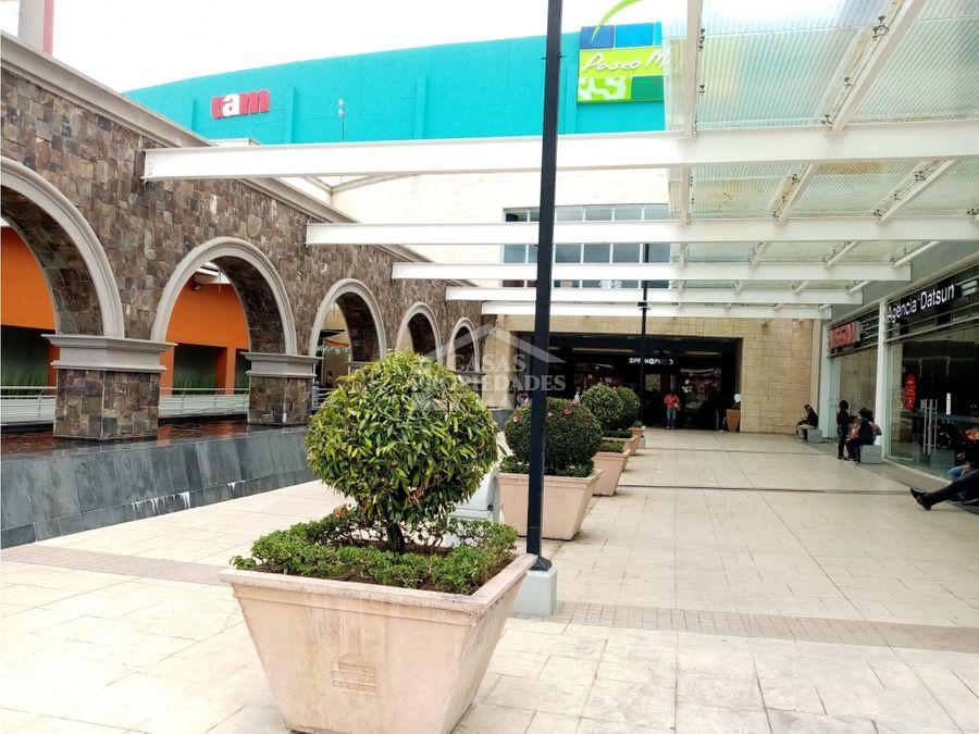 alquiler locales en paseo metropoli cartago