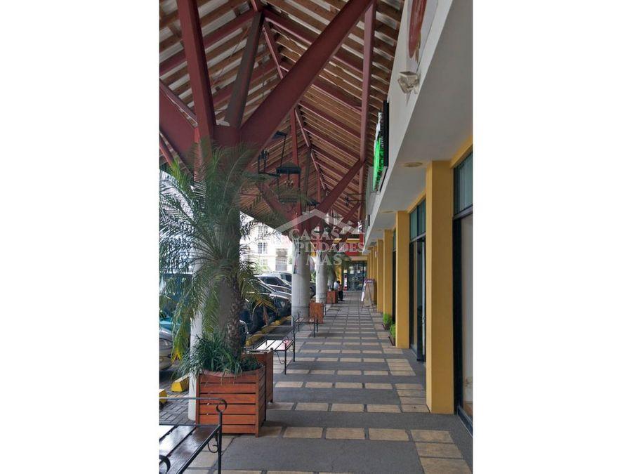local comercial en alquiler en plaza laureles escazu