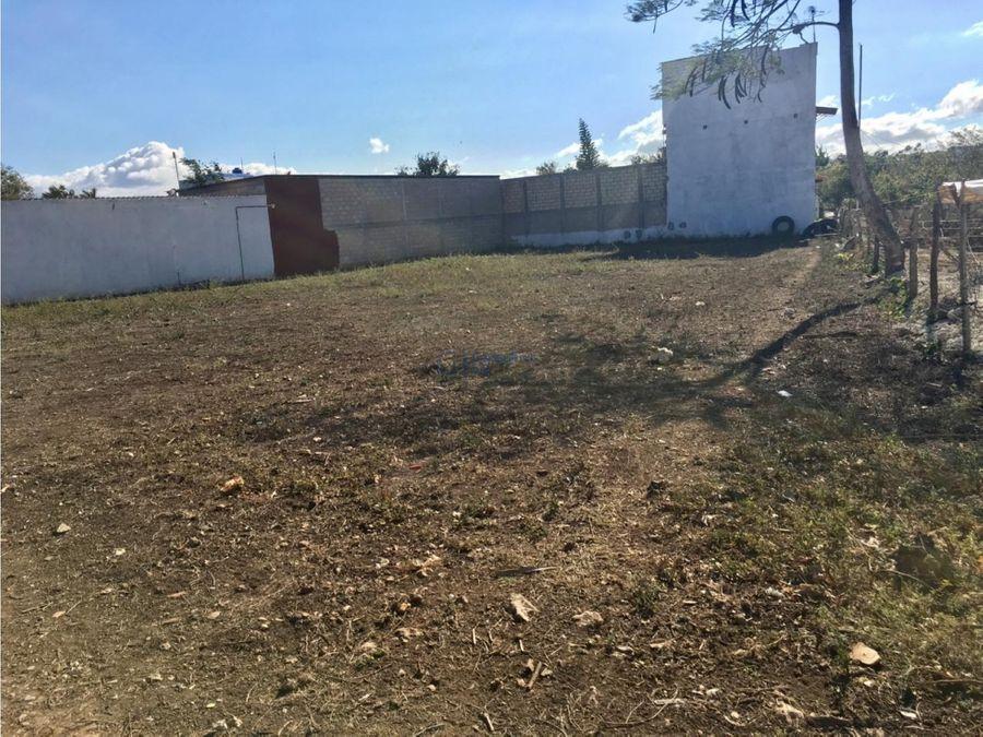 terreno en venta afuera de tuxtla gutz