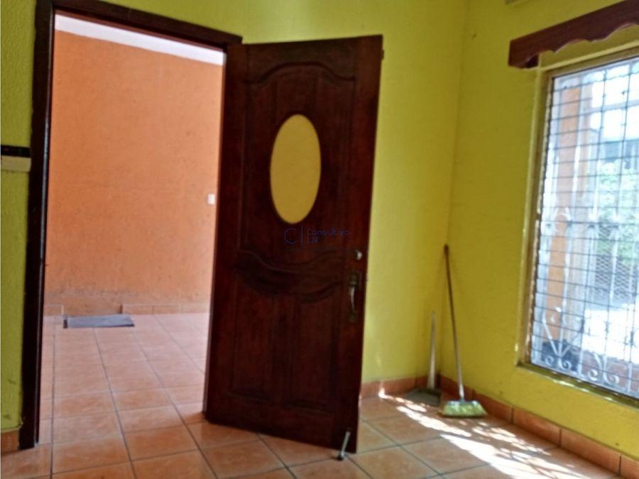 casa amplia y comoda en tranquilo lugar