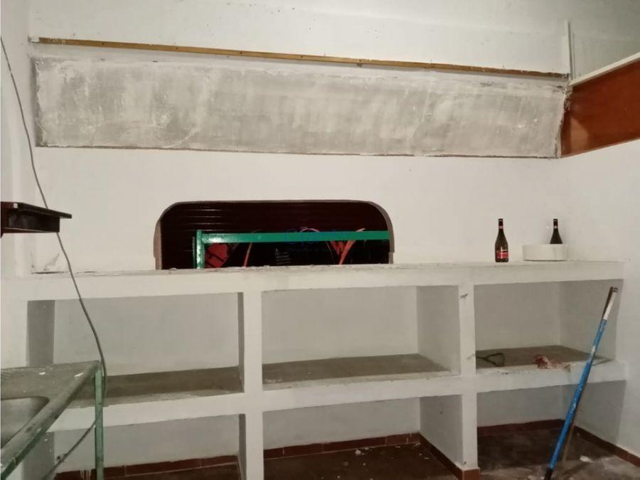 local remodelado en embarcadero de chiapa de corzo