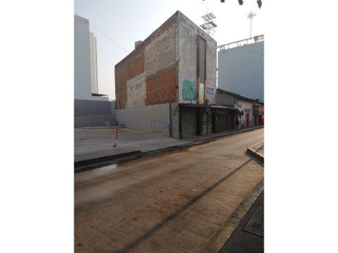 se vende edificio en zona centro para inversionistas