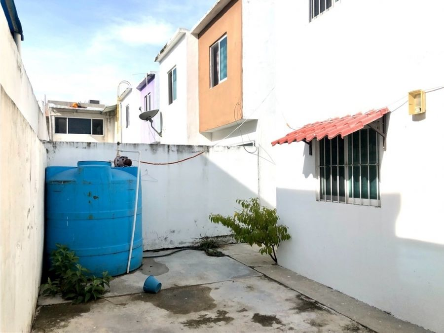 casa en venta en fraccionamiento bonanza