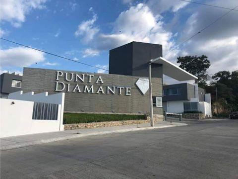 fraccionamiento privado punta diamante
