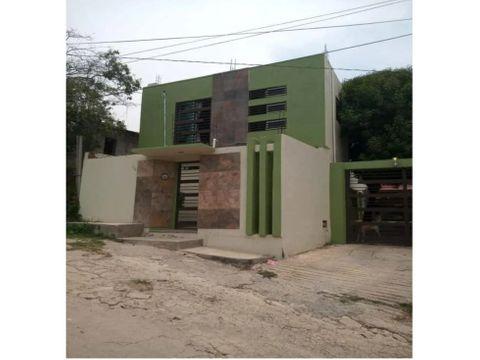 se vende casa en colonia azteca