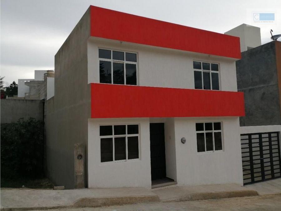casa en fatima san cristobal de las casas