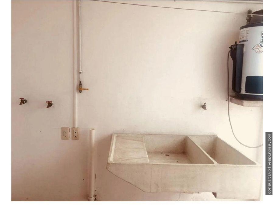 casa en fraccionamiento bugambilias