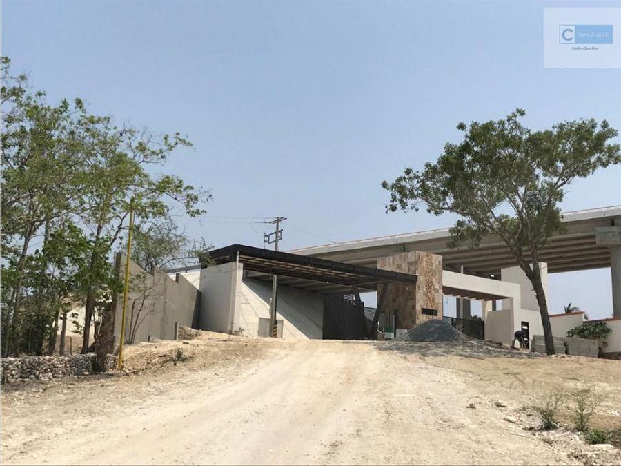 terreno residencial san antonio