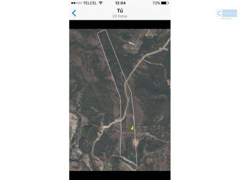 terreno por el aeropuerto