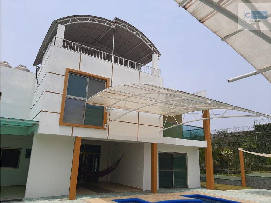 casa en colonia copoya